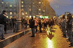 Оппозиция хочет шествия