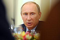 Путин не против поговорить