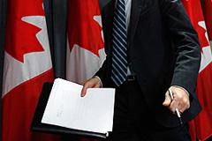 Канаде неудобно из-за шпионов