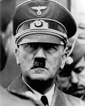Гитлер умер, спору нет