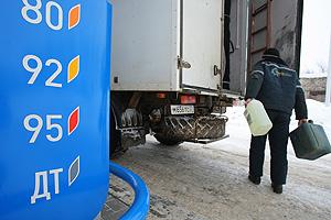 На рынке бензина ледниковый период