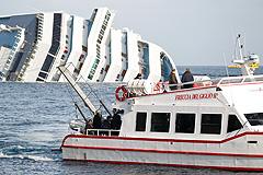 Поиски на Costa Concordia