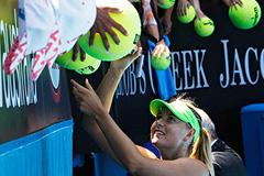 Australian Open: Шарапова в полуфинале