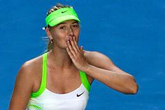 Australian Open: Шарапова в финале