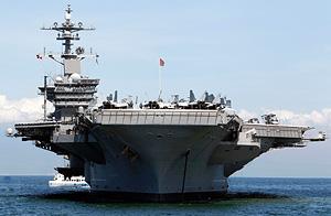 Флот США у берегов Ирана