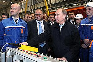 Динозавры Путина