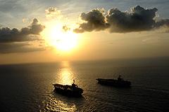 Флот НАТО в Персидском заливе