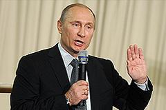 Путин согласен на два тура