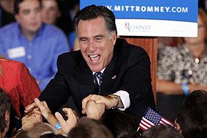 Флорида проголосовала за Ромни
