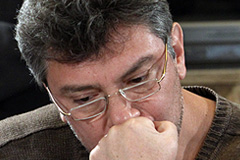 Блогер против Немцова