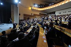 Путин популярно: о мигалках и стрелках