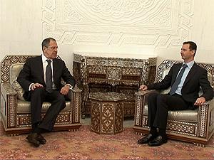 Асад говорит, что готов к диалогу