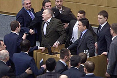 Депутатам рекомендовали спокойствие
