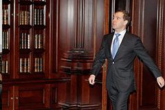 Медведев поговорит с оппозицией