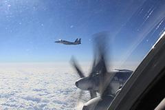 Японию встревожили бомбардировщики