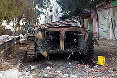 Кто консультирует сирийских повстанцев