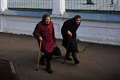 Пенсионеры отнимут у бюджета 5% ВВП