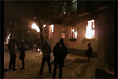 В Волгограде взорвалось кафе
