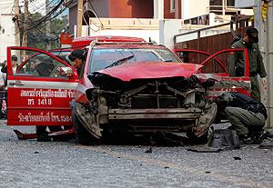 Взрыв в Бангкоке: следствие продолжается