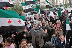 Резолюция по Сирии принята
