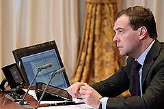 Медведев поговорил с оппозицией