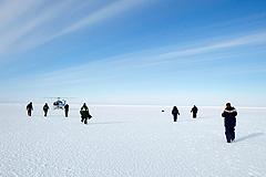 Арктические бригады к северным рубежам
