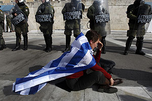 Греция идет на рекорд