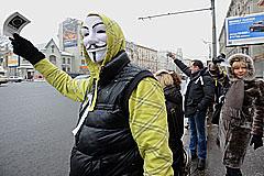 Несогласным не дают выйти на улицы