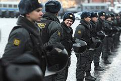 Полиция на усилении