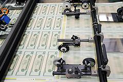 Фокус с печатанием денег. Как это работает