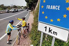Франция может закрыть границы