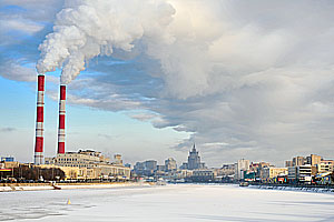 Москва проигрывает мегаполисам