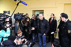 Удальцов арестован на 10 суток