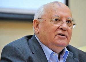 Горбачев вернет себе партию