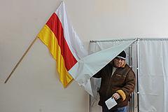 Южная Осетия: повторные выборы