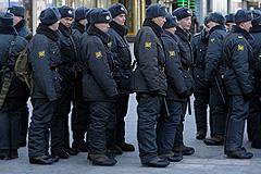 Полицию проверят местами