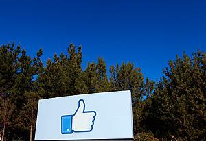 Facebook готовится к маю