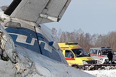 Катастрофа самолета: неисправность или ошибка