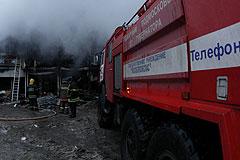 Пожар в Подмосковье: 14 погибших