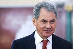 Президент предложил Шойгу