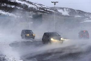 Южно-Сахалинск в режиме ЧС
