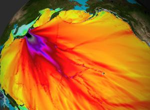 Землетрясение и угроза цунами