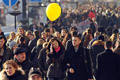 Богатые и бедные россияне: несчастливы вместе