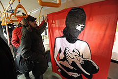 Россияне не хотят тюрьмы для Pussy Riot