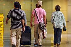Проблемы наших туристов