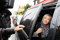 Выборы во Франции: голоса Ле Пен