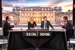 Франция: дебаты перед финалом