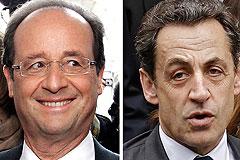Выборы во Франции: Саркози уступил Олланду