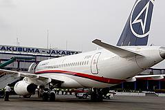 В Индонезии пропал Superjet-100