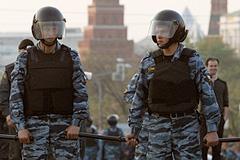 Полицейских поощрят за адекватность